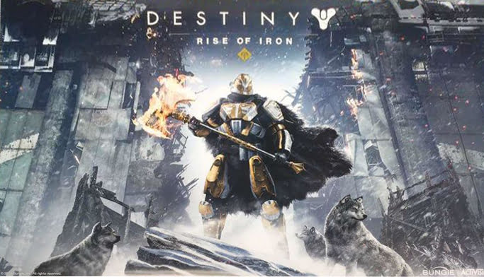 Photo of Bungie Releases Fact Sheet for Destiny: Rise of Iron