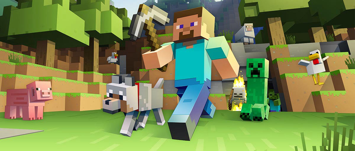 Photo of Minecraft is Getting A Friendly Update