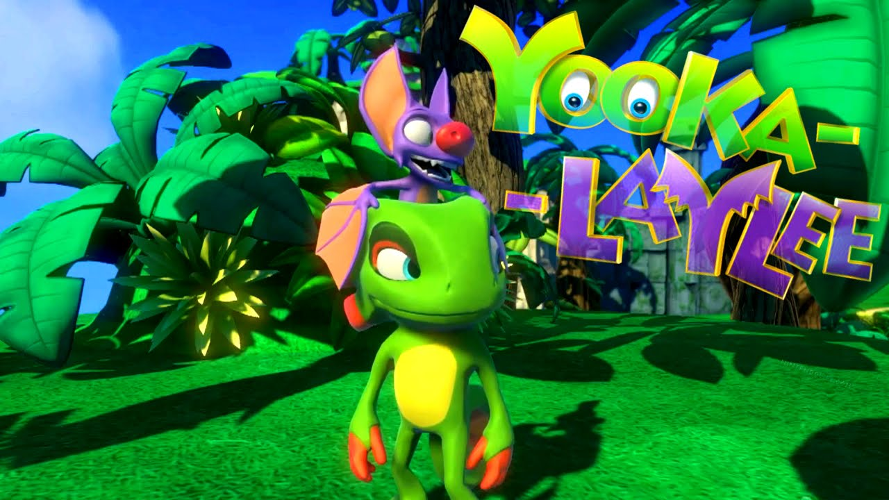 Photo of Yooka-Laylee Review