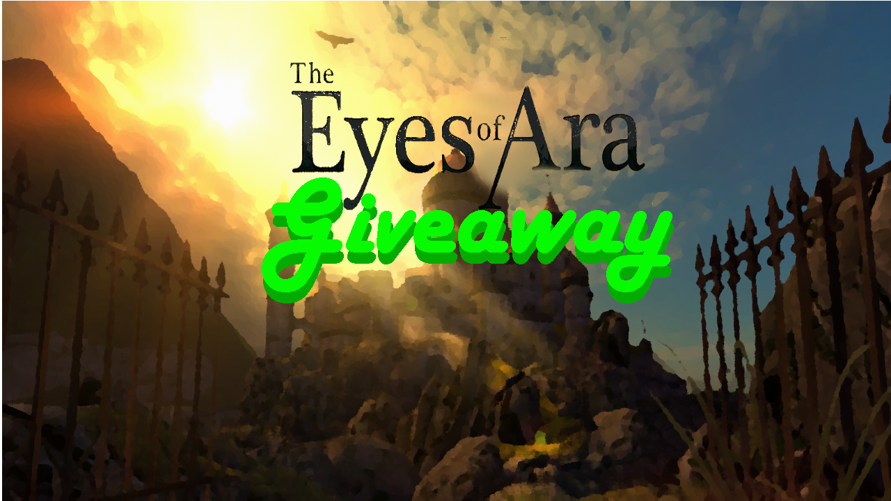 Photo of GIZORAMA Giveaway: The Eyes of Ara