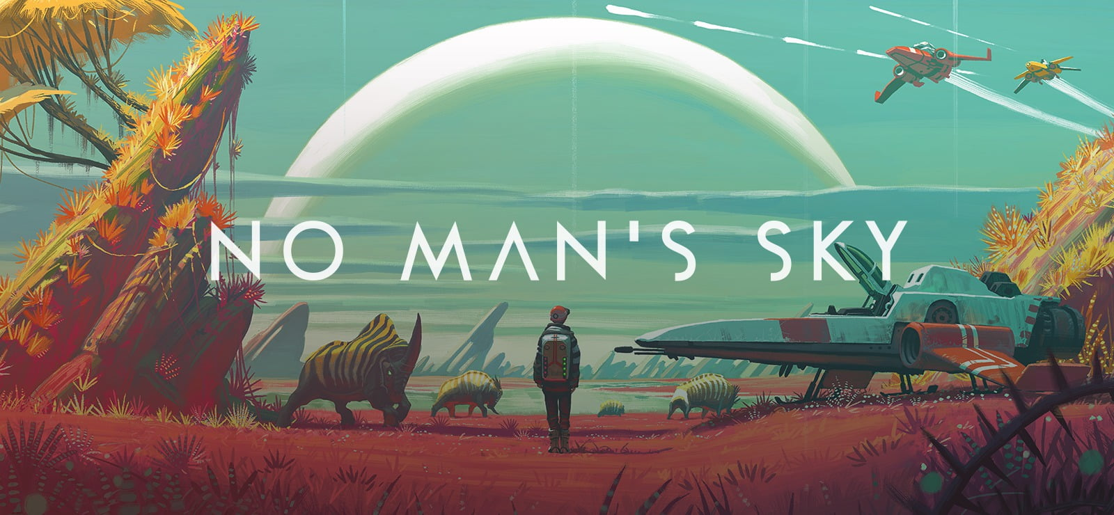 Photo of No Man's Sky Has a New Big Update