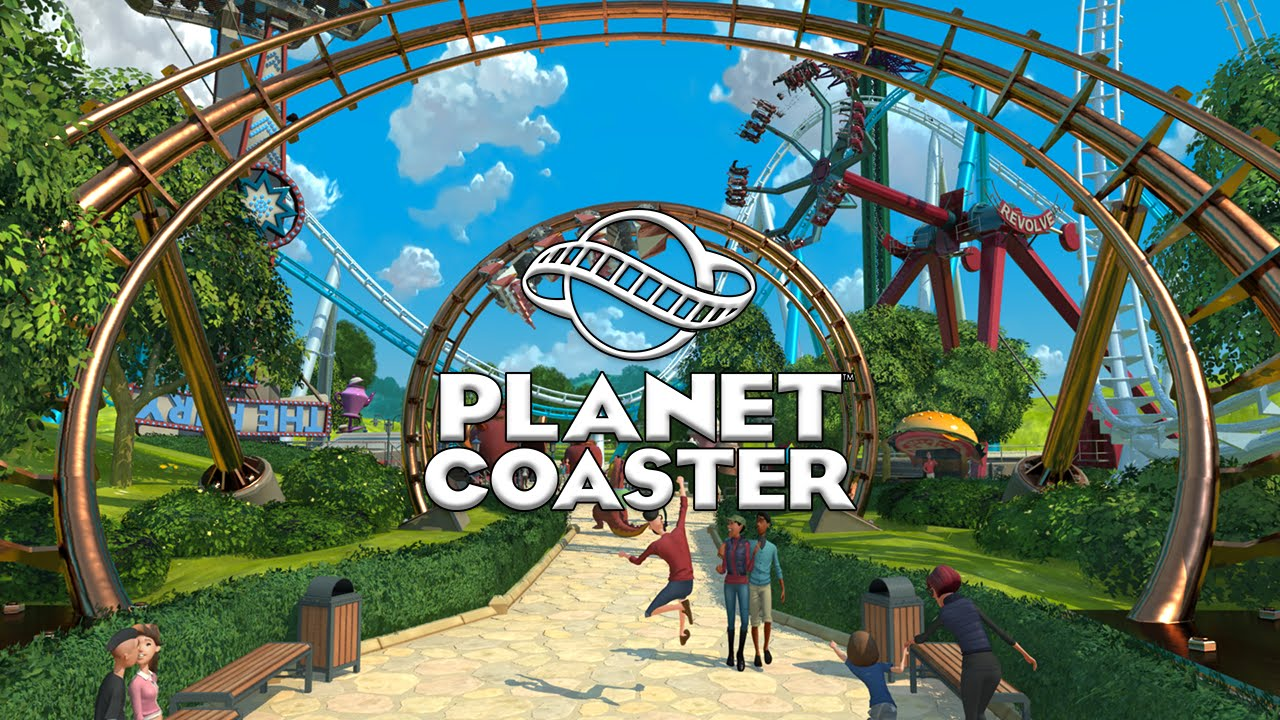 Photo of Planet Coaster Alpha Impressions