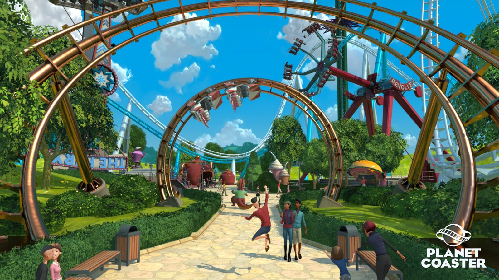 Photo of If You Build it, Peeps Will Come – Planet Coaster Review