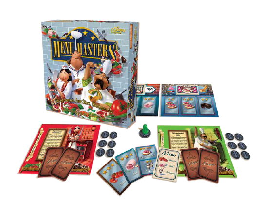 Photo of Cutthroat (Tabletop) Kitchen – Menu Masters Review