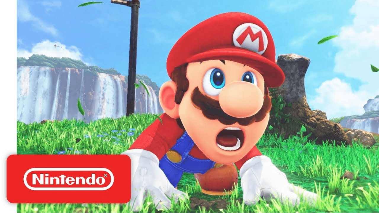 Photo of Super Mario Odyssey Gets a New Trailer & Release Date