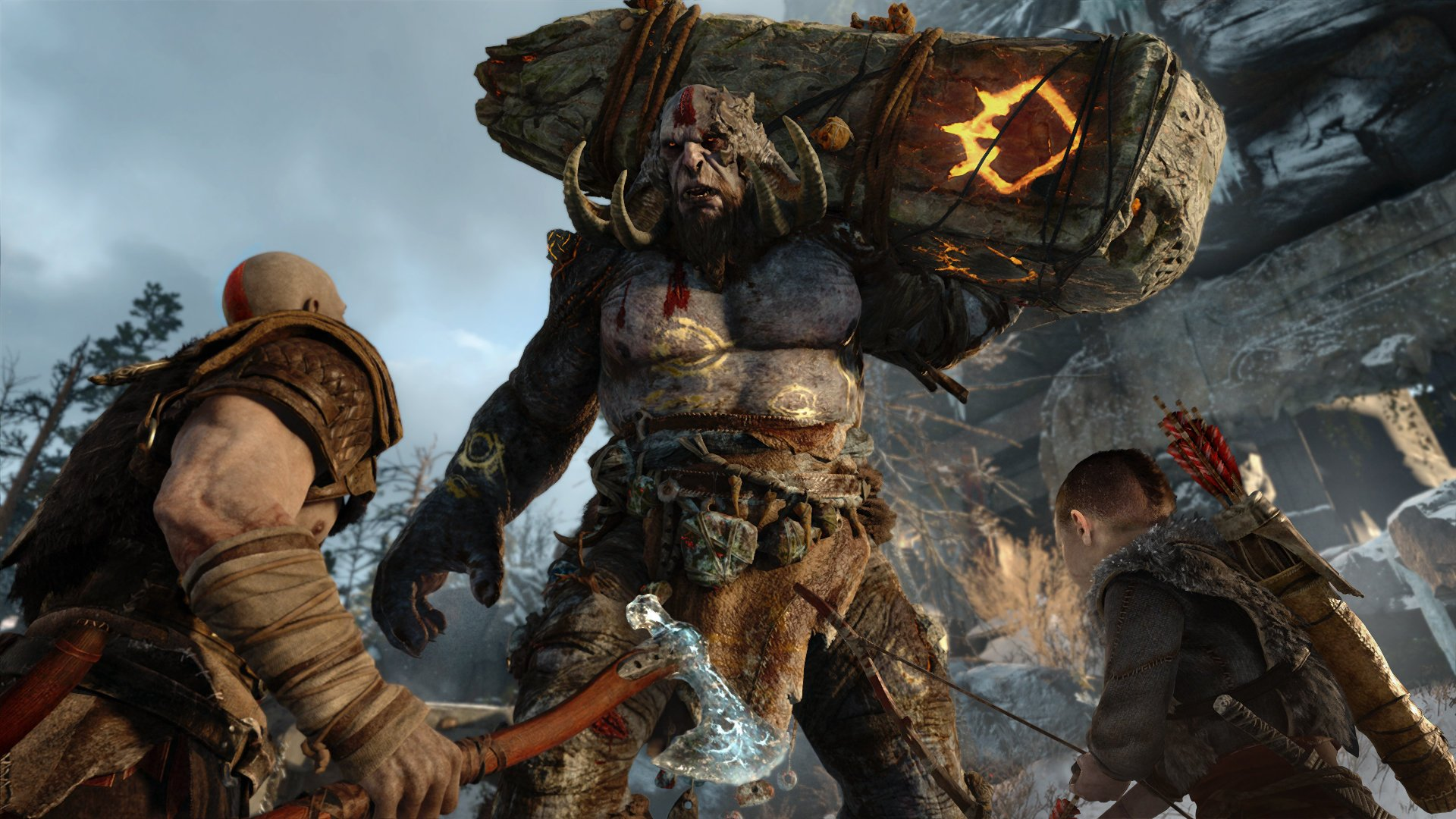Photo of Sony Debut New God of War Trailer at E3