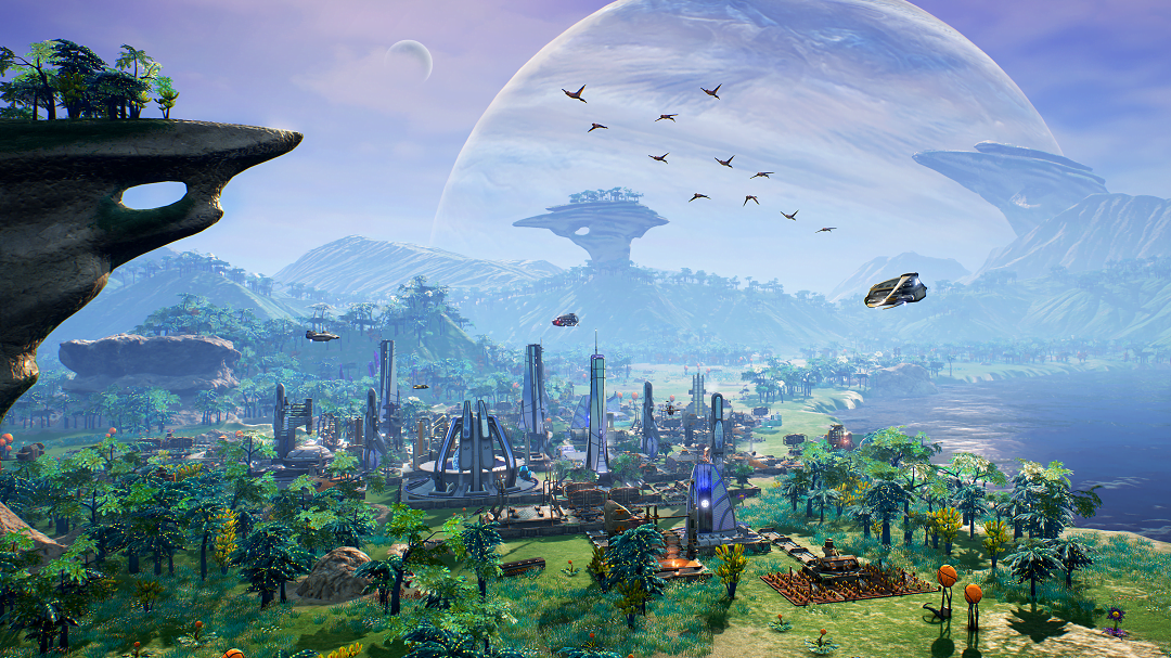 Photo of Catering to Colonists – Aven Colony Preview