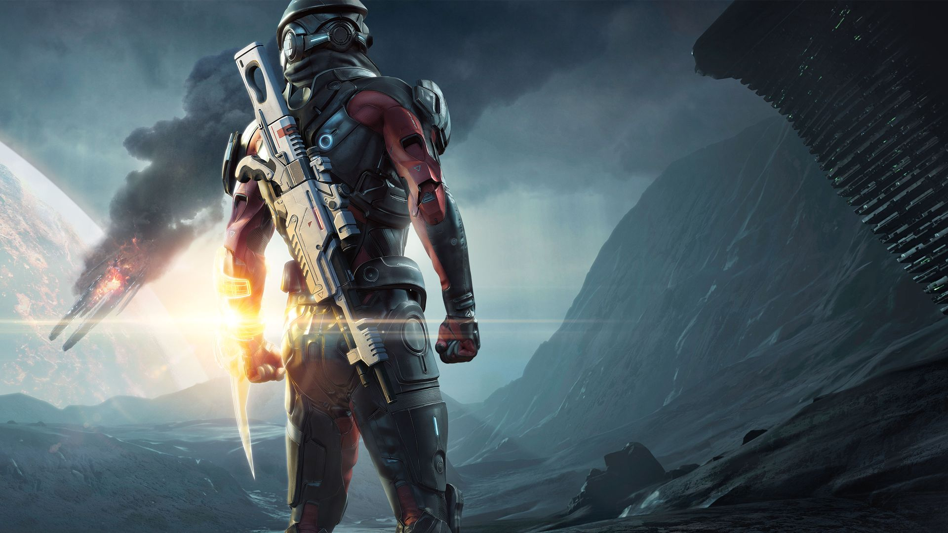 Photo of Mass Effect Andromeda Receives Free Trial