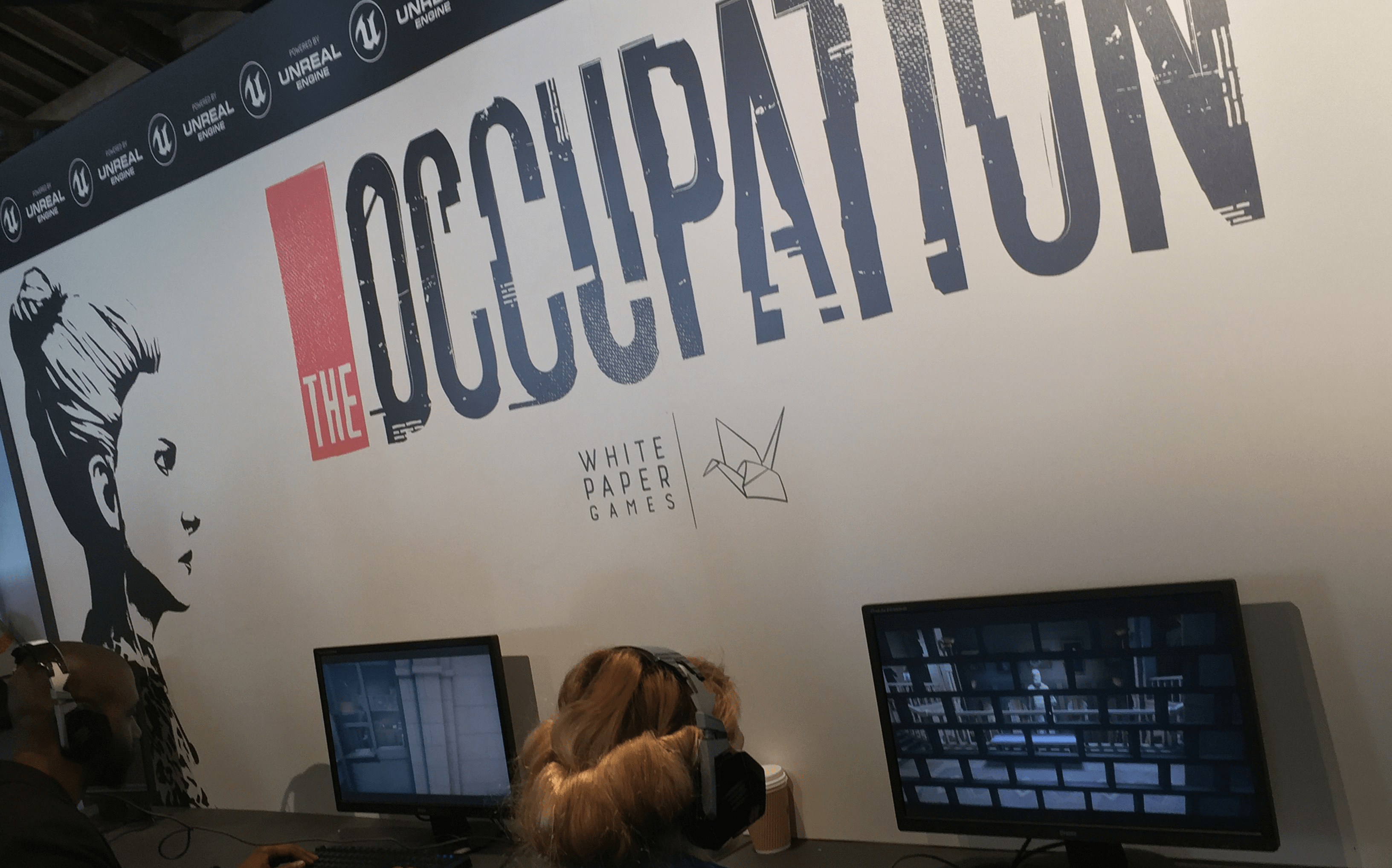 Photo of The Occupation: An Interview with White Paper Games