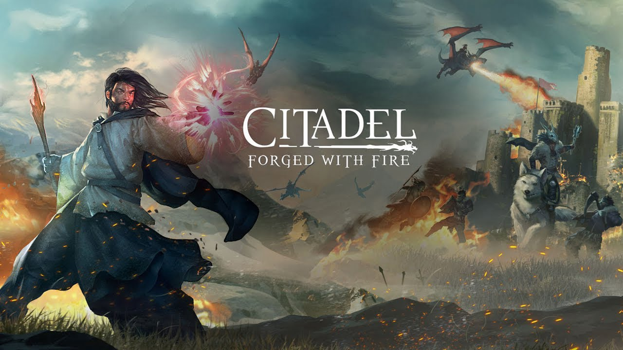 Photo of Wizard's Only – 5 Things to Know About Citadel: Forged With Fire