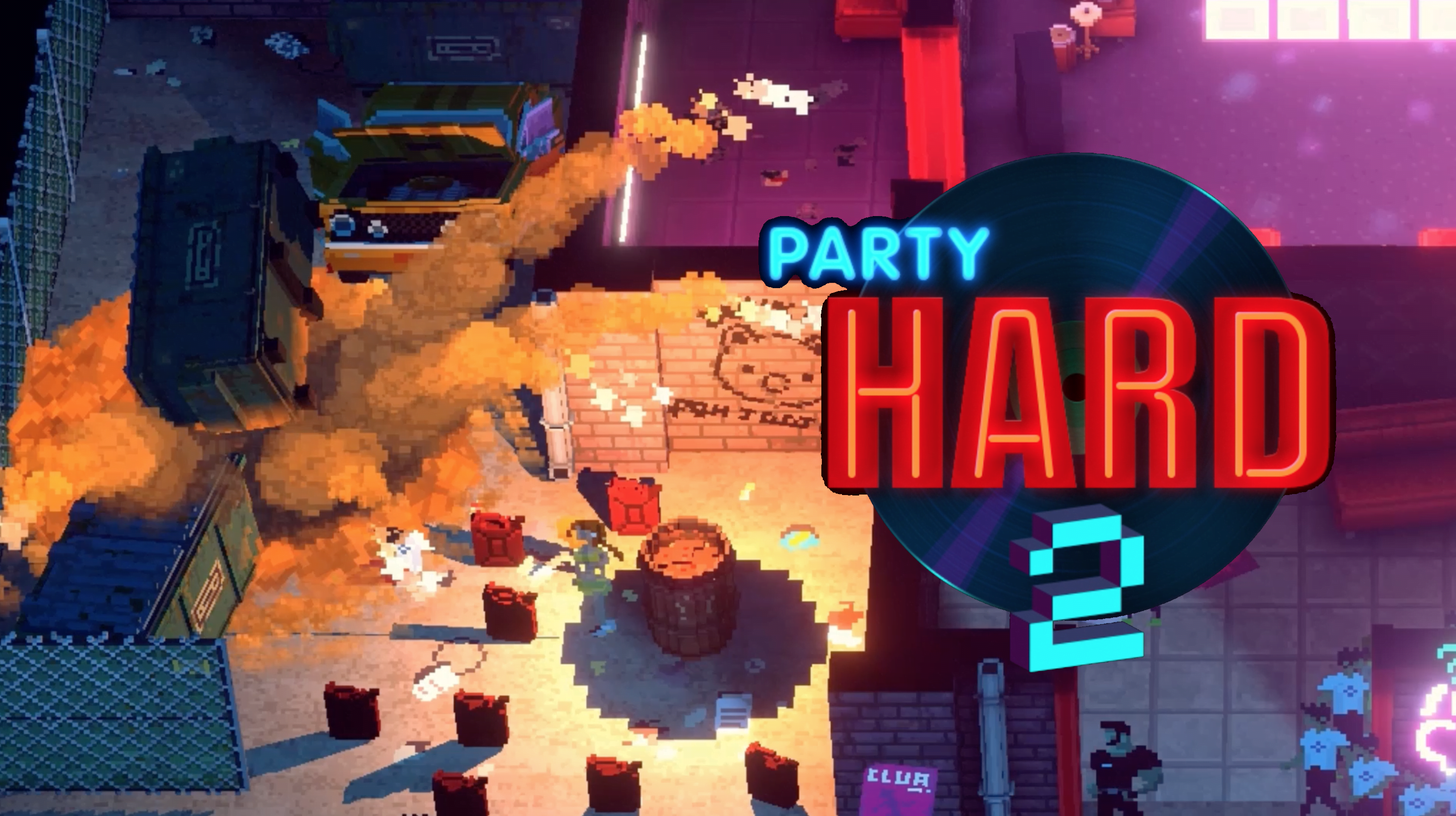 Photo of Let's Get a Party Going – Party Hard 2 Preview