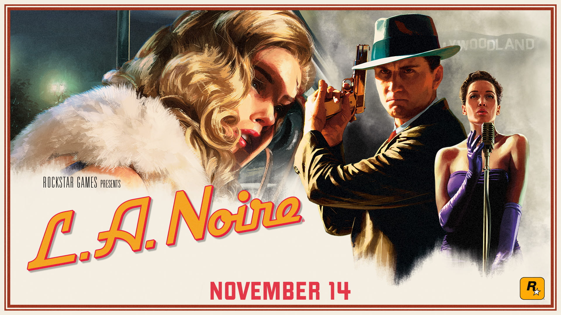 Photo of Four New Versions of L.A. NOIRE Releasing November 14