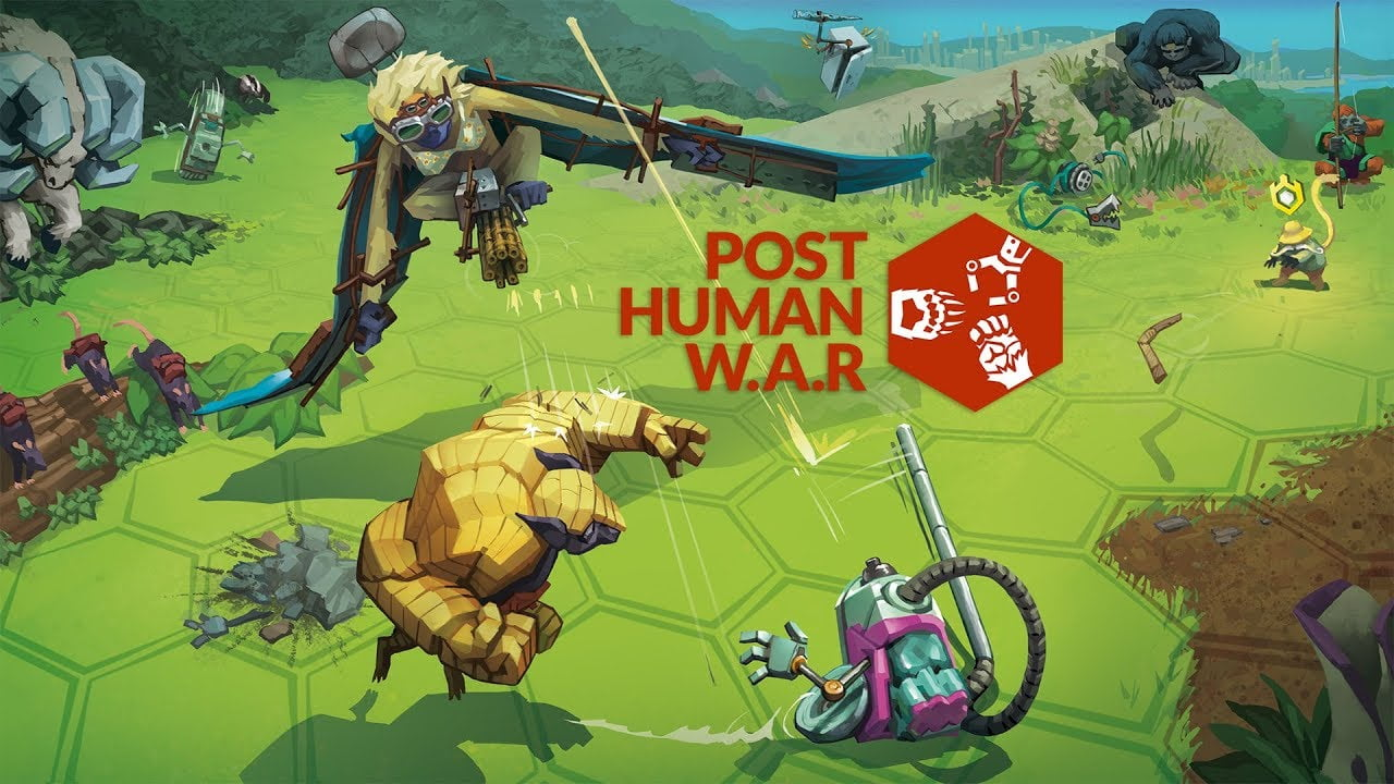 Photo of Win Post Human W.A.R on Steam