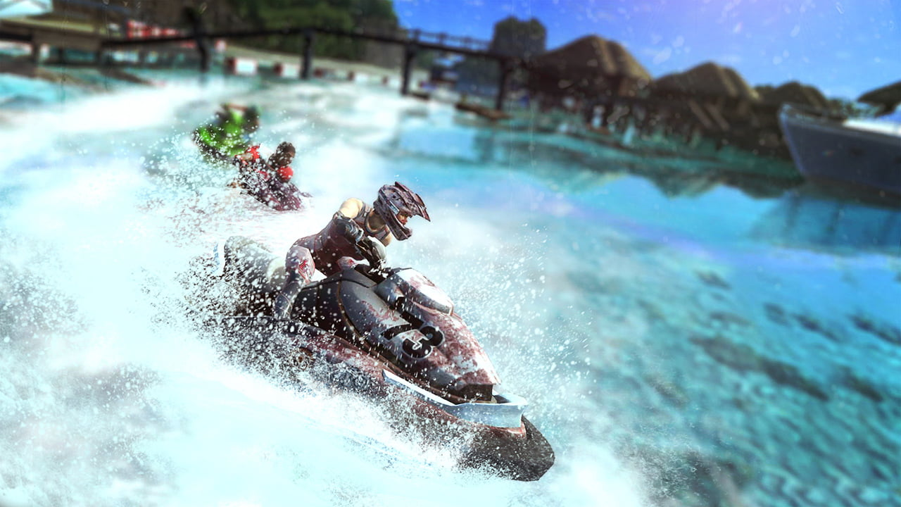 Photo of Aqua Moto Racing Utopia comes to Switch in February