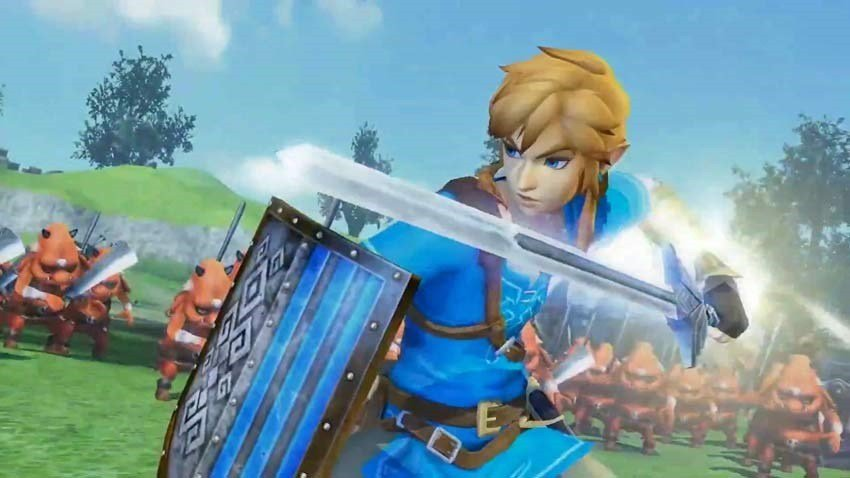 Photo of Hyrule Warriors is coming to the Switch