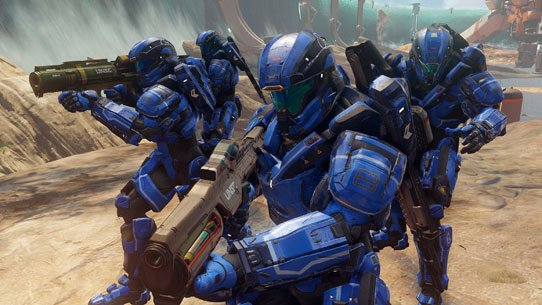 Photo of Opinion: Halo 5 Deserves a Battle Royale Mode