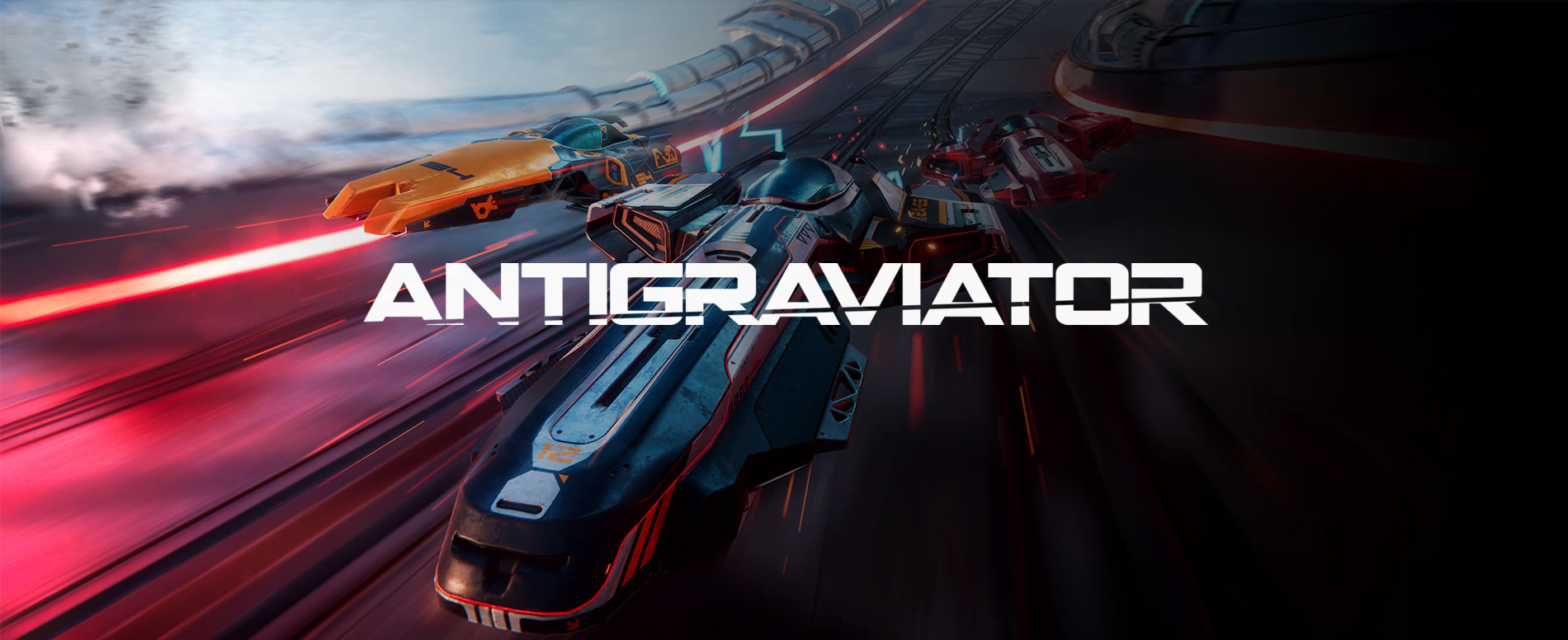 Photo of Now This is Almost Pod Racing – Antigraviator Review