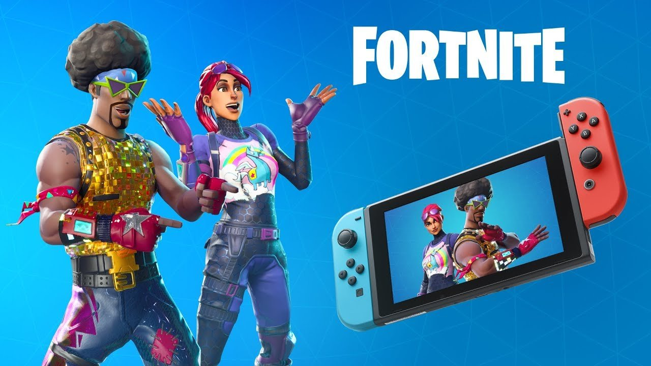 Photo of Fortnite Battle Royale Available on Nintendo Switch