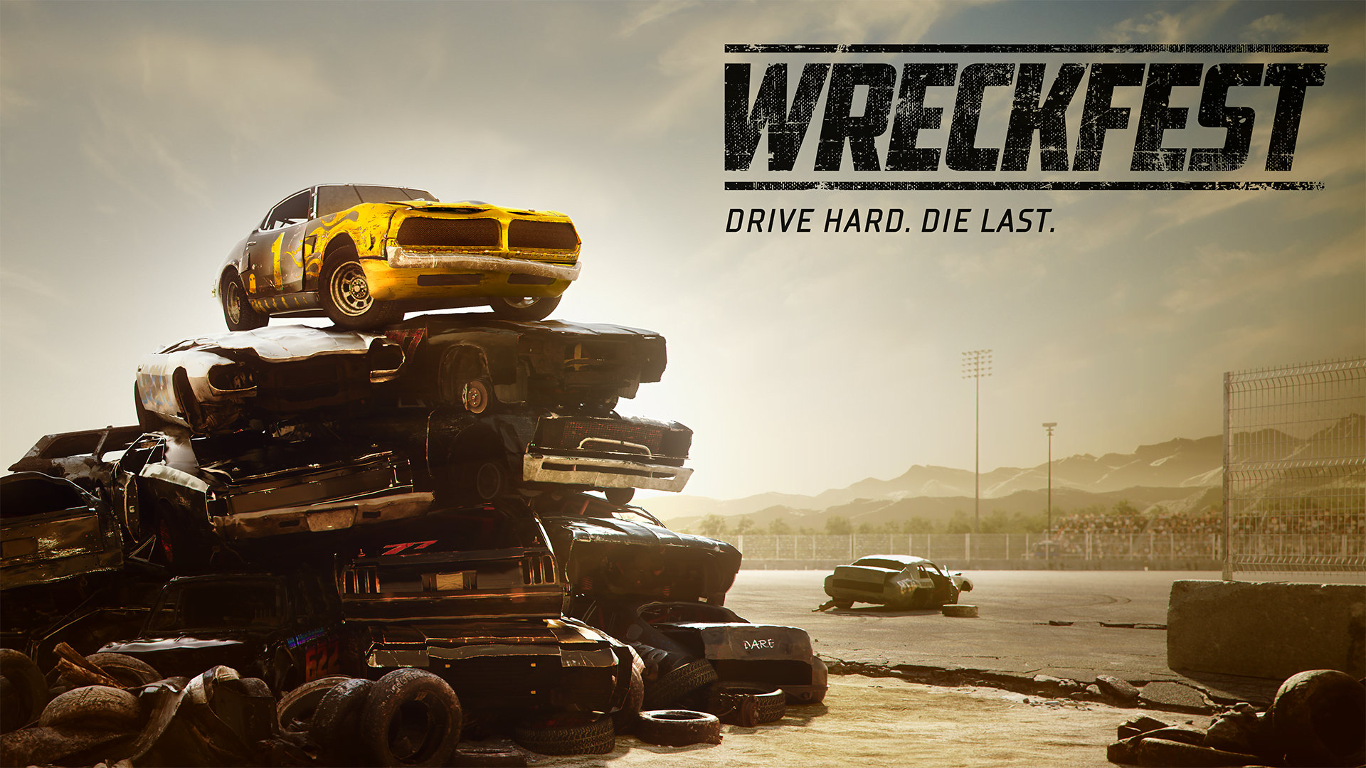 Photo of Gitting Rekt – Wreckfest Review