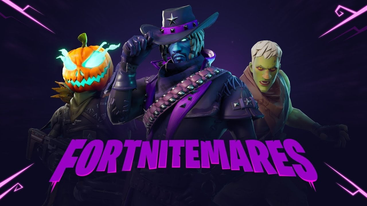 Photo of Fortnite's Fortnitemares 2018 is Upon Us!