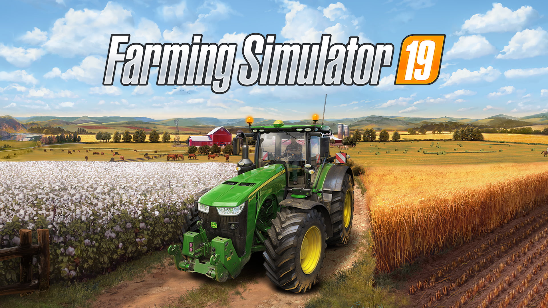 Photo of Farming Simulator 19 Out Now + Launch Trailer