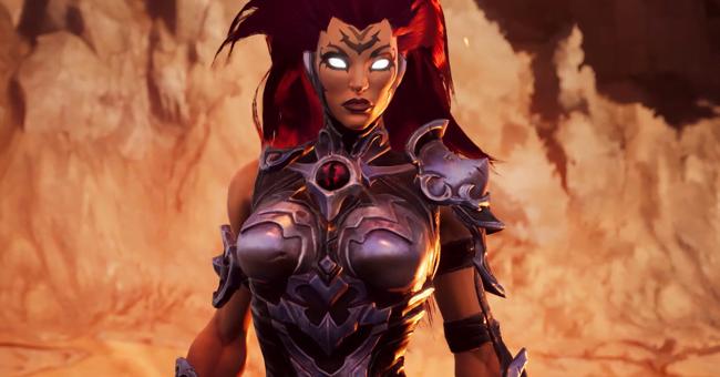 Photo of Fury's Apocalypse – New Trailer for Darksiders III