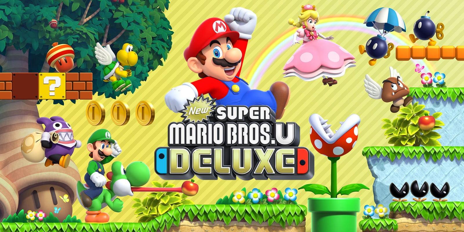 Photo of Nintendo Releases New Super Mario Bros. U Deluxe Launch Trailer to Celebrate Release