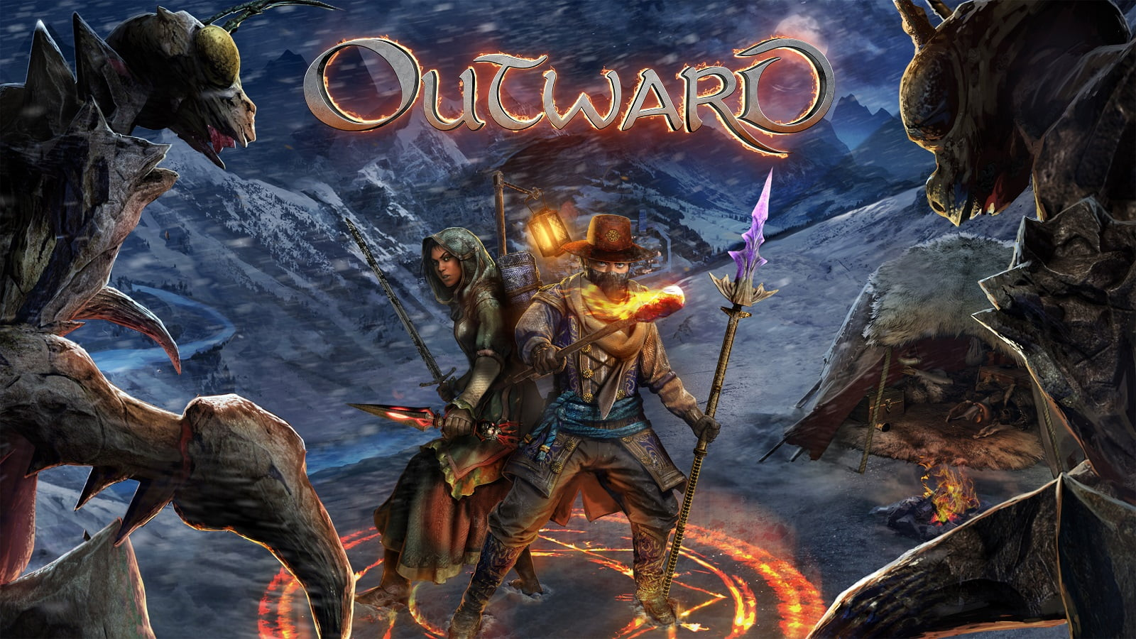 Photo of New Developer Diary Video for Upcoming RPG, Outward