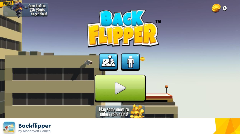 Photo of Backflipper Review – Turn, Turn, Turn