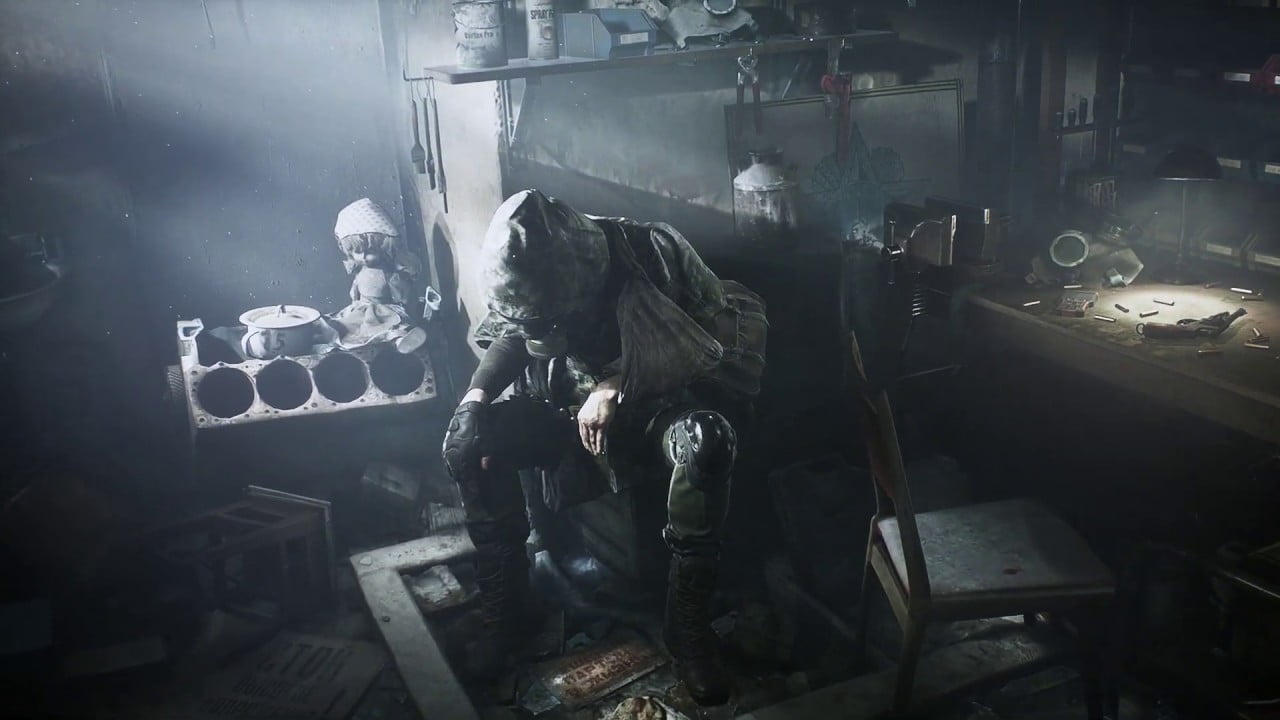 Photo of Chernobylite Releases First Trailer Showing What to Expect in the Chernobyl Exclusion Zone