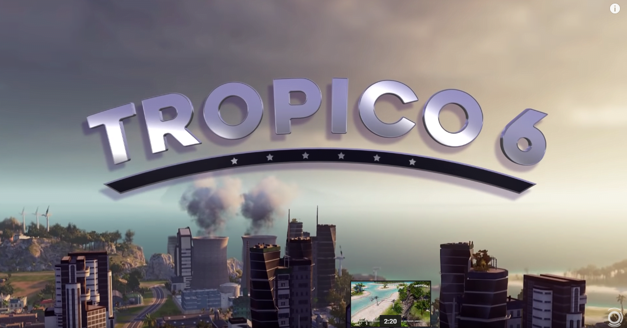 Photo of Tropico 6 Out Now on Steam