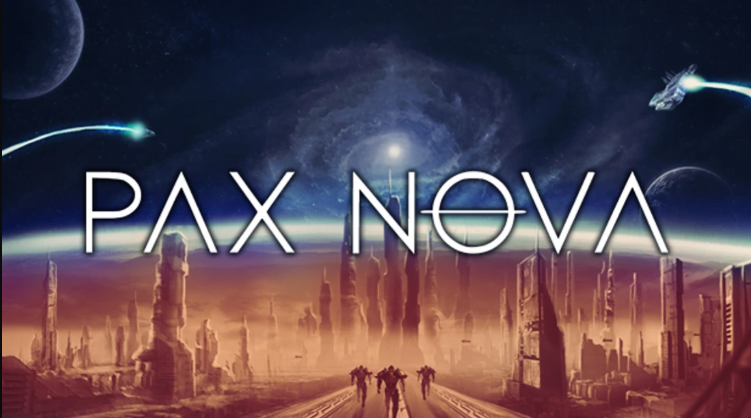 Photo of First Look at Iceberg Interactive and Greywolf Entertainment's New 4X Strategy Game, Pax Nova