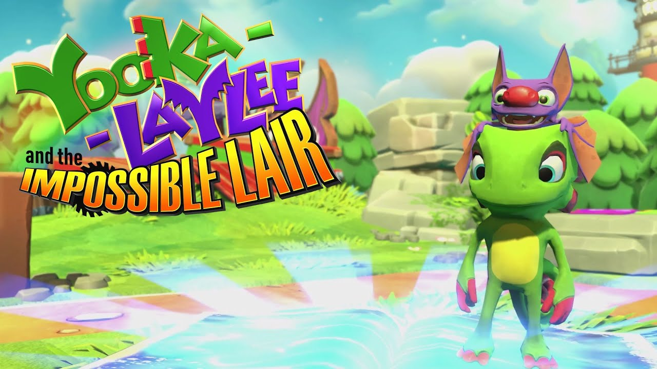 Photo of Yooka-Laylee and the Impossible Lair Announced