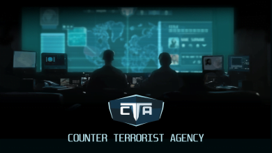 Photo of Counter Terrorist Agency Releasing December 5th on Steam