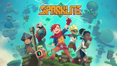 Photo of Sparklite, the Zelda-Inspired Action-Adventure, is Out Now