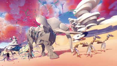 Photo of Inside the Surrealistic World of Paper Beast, Out Tomorrow for PS VR