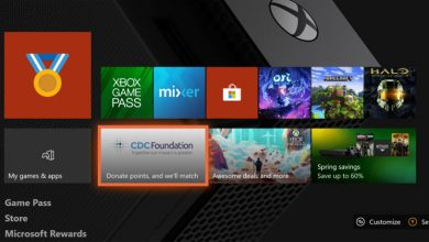 Photo of Donate to the CDC Foundation By Playing Xbox