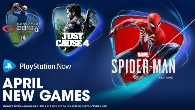 Photo of Marvel's Spider-Man, Just Cause 4 and The Golf Club 2019 Join PS Now in April