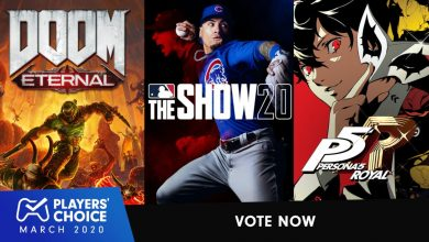 Photo of Players' Choice: Vote for the Best New Game of March 2020