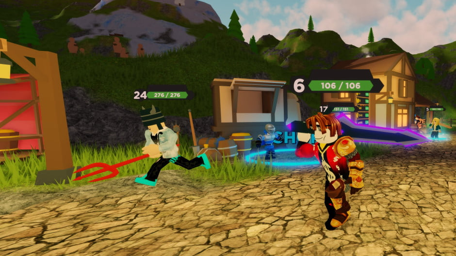 Roblox S Egg Hunt Event Is Back In Action On Xbox One Gizorama