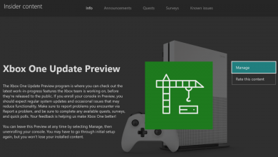 Photo of Xbox Insider Release Notes – Alpha Ring (2004.200404-0000)