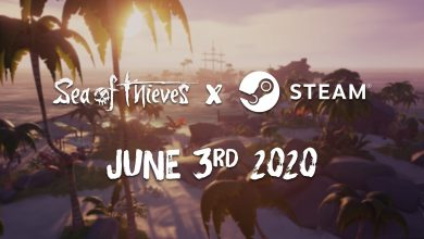 Photo of Sea of Thieves Coming to Steam on June 3
