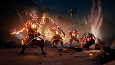 Photo of Ashen Lords Land on the Sea of Thieves in July's Free Ashen Winds Update