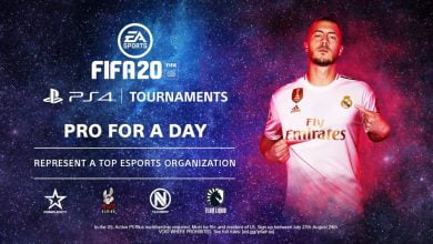 Photo of FIFA 20 PS4 Tournaments: Pro for a Day kicks off August 3