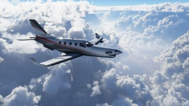 Photo of Microsoft Flight Simulator to Launch on Steam on August 18; TrackIR and VR Supported