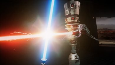 Photo of 7 tips to master the Lightsaber Dojo in Vader Immortal, out now on PS VR