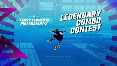 Photo of Become Legendary – Announcing the Tony Hawk's Pro Skater 1 + 2 Legendary Combo Contest