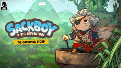Photo of Embark on an epic 3D platform journey in Sackboy: A Big Adventure, coming to PS5