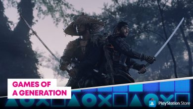 Photo of Games of a Generation promotion comes to PlayStation Store