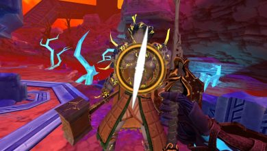 Photo of Master your own combat style in Until You Fall, out September 29 for PS VR